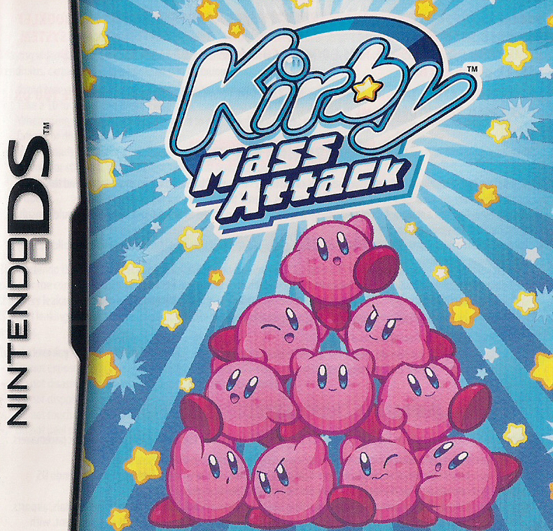 2fd606ad88 What Santa brought me (Mini Game Review) – Kirby  Mass Attack