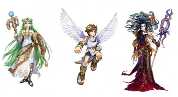 Character Quotes All The Cast Of Kid Icarus Uprising
