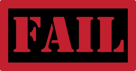 Fail-sign
