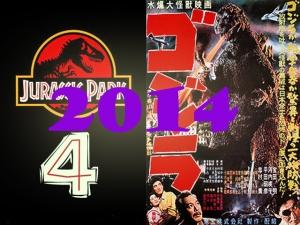 Godzilla-and-Jurassic-Park-2014
