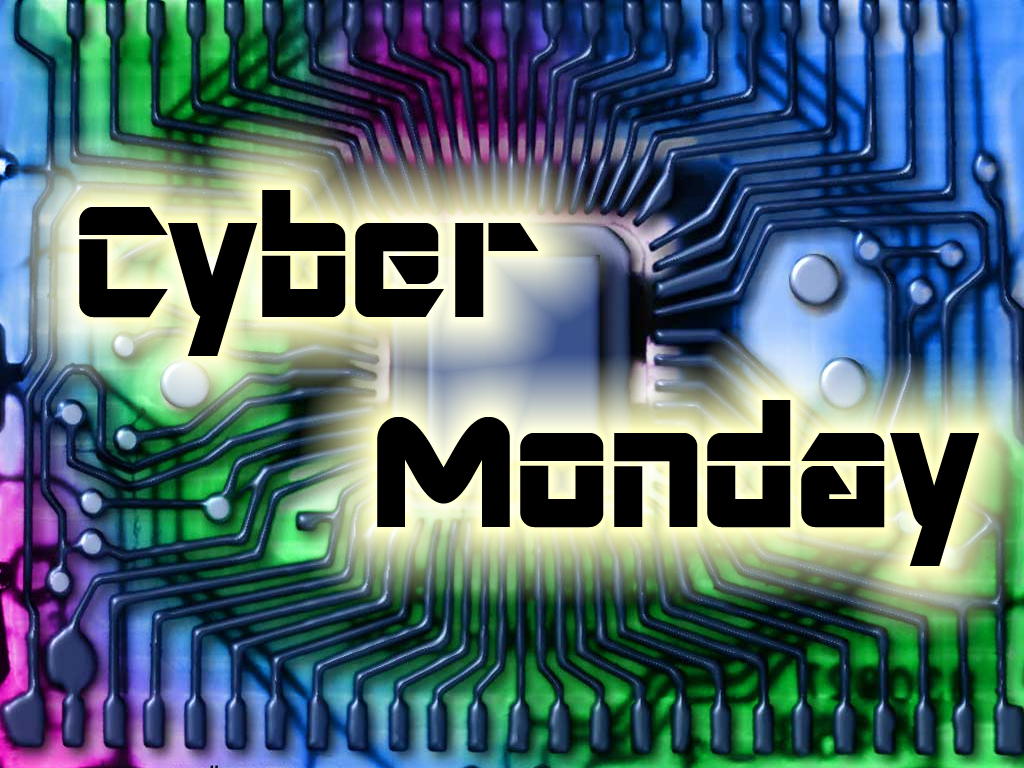 Well people I hope you're had an excellent Thanksgiving and survived Black  Friday (winter is coming) but the madness is not over yet because today is  Cyber ...