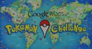 Google-Maps---Pokémon-Challenge