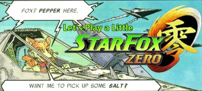 Let's-play-a-Little---Star-Fox-Zero