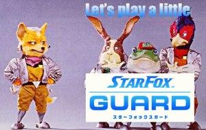 Let's-play-a-Little---Star-Fox-Fox-Guard